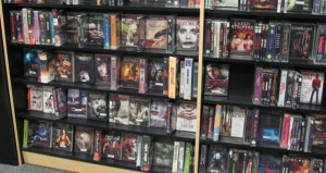 Video Rental Stores